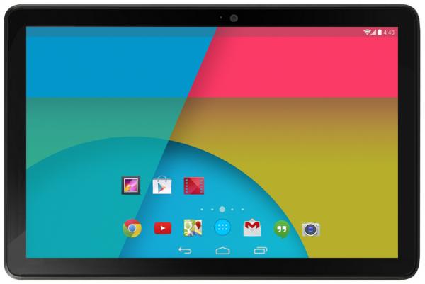 10,3-дюймовый Google Nexus Foo засветился в GFXBench