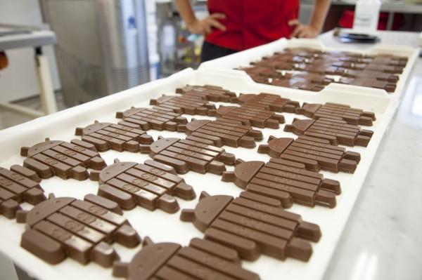 Свыше 20% рынка Android-устройств принадлежит KitKat