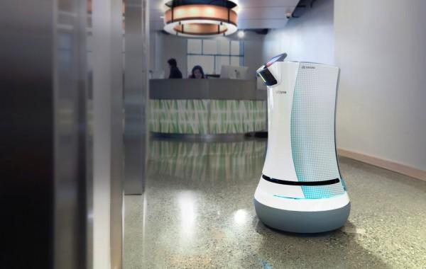 В калифорнийском отеле завели робота-консьержа