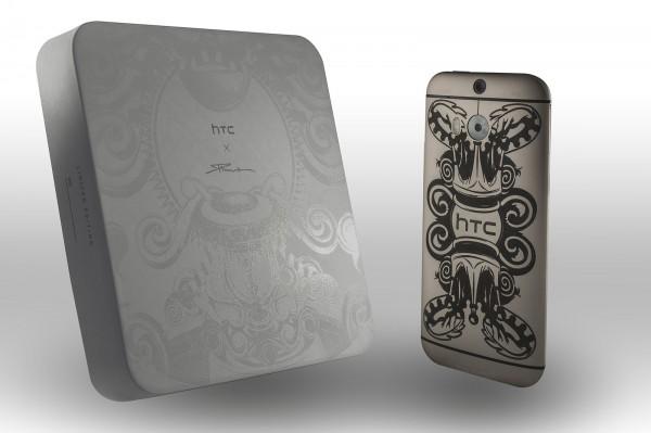 ��������� HTC One M8 ������� ����