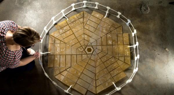 Солнечные батареи превратили в оригами