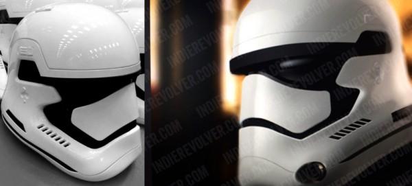 Для седьмой части Star Wars изготовили новые шлемы штурмовиков