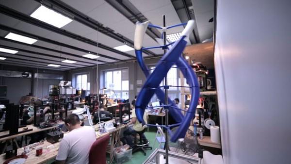 AirEnergy 3D — портативный ветрогенератор за 350 долларов