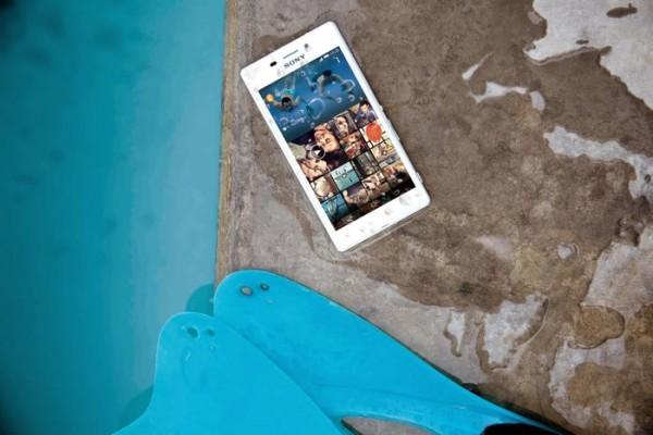 Водонепроницаемый смартфон Sony Xperia M2 Aqua