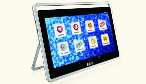 Nabi Big Tab — планшет для детей с огромным экраном