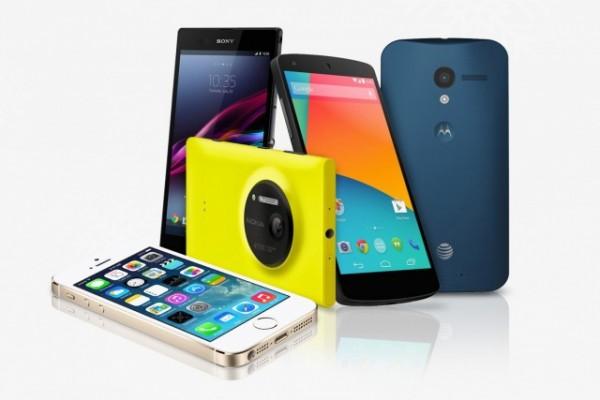 Треть британских владельцев смартфонов не скачивают мобильные приложения