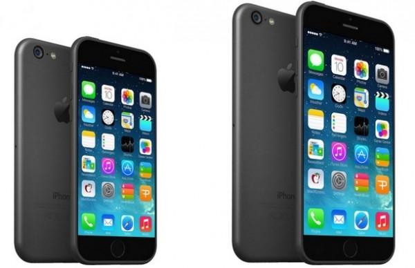 4,7-дюймовый iPhone 6, возможно, получит экран с разрешением 1472 на 828 точек