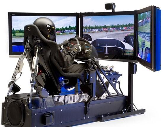 Железный симулятор Motion Pro II