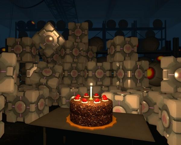 С днем рождения, Valve!