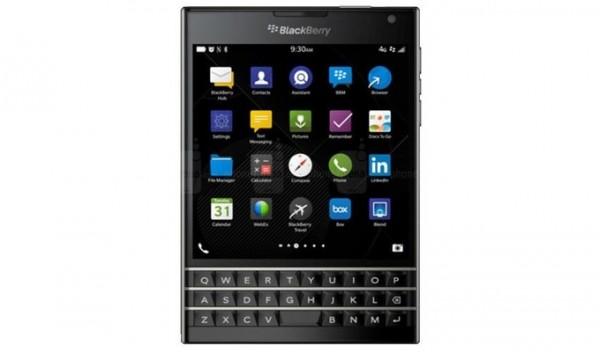 Характеристики флагмана BlackBerry Passport «утекли» в сеть