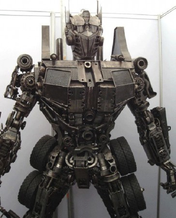 Возвращение Optimus Prime