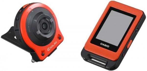 Разделяемая камера Casio EXILIM EX-FR10