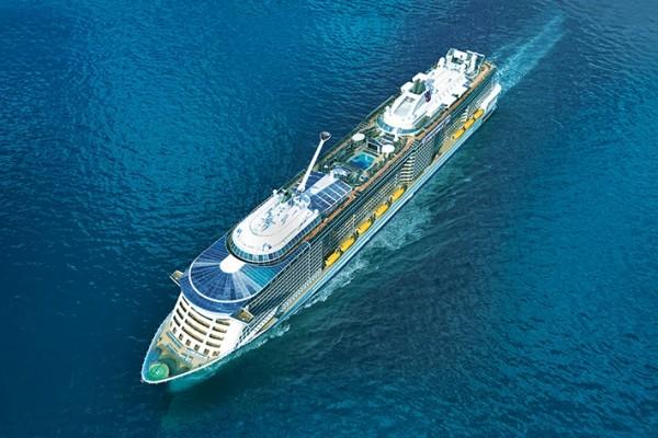 Royal Caribbean создала круизный лайнер будущего