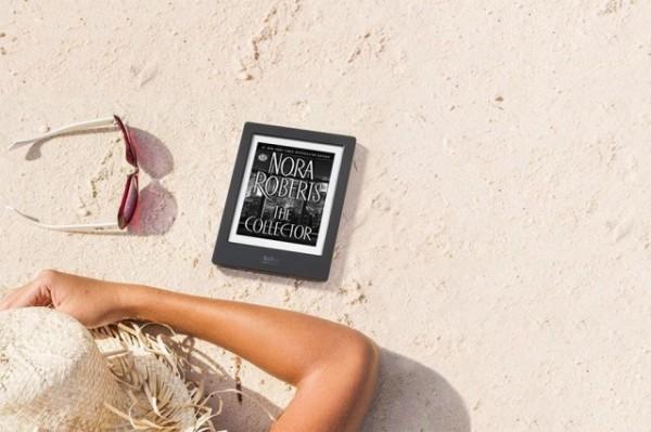 Kobo Aura H2O — для любителей читать в душе
