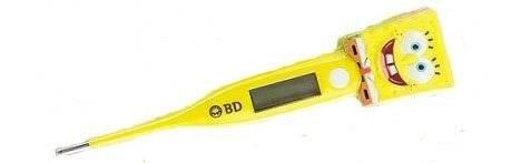 Термометр для фанатов Спанчбоба
