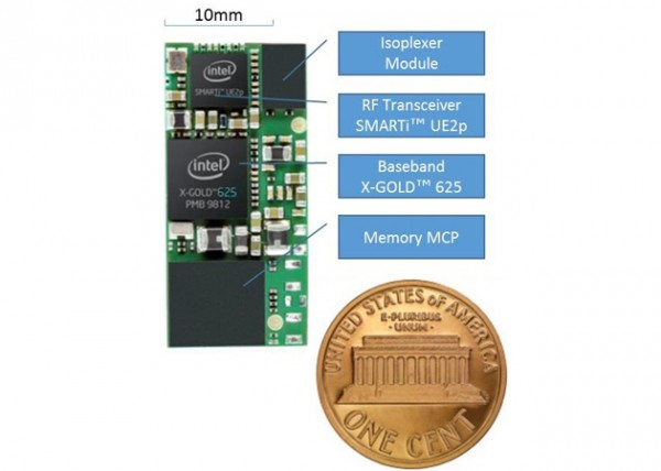 Intel создала крошечные 3G-модемы для «умных» вещей