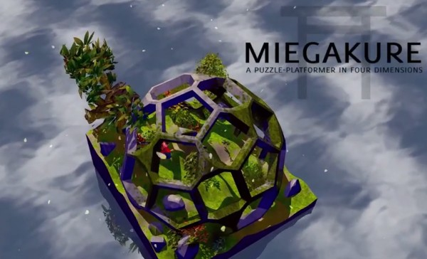 Miegakure: платформер в четырех измерениях