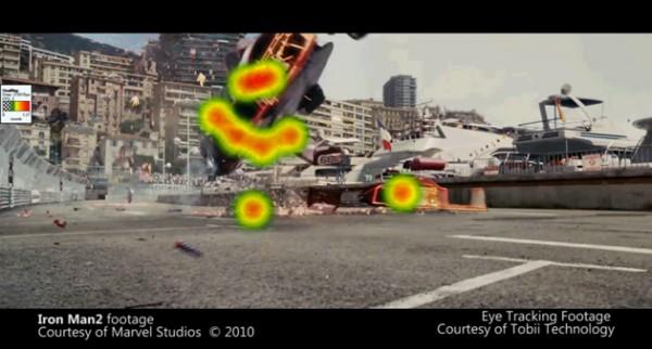 Неврология доказывает: зрители игнорируют компьютерную графику