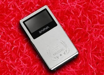 ZARVA ZIPPO MP320 – MP3-плеер в виде зажигалки