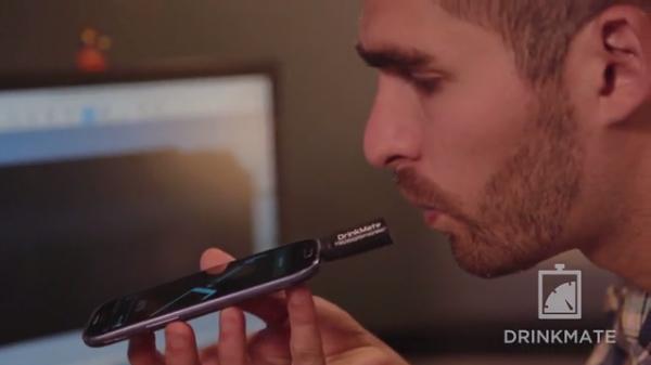 DrinkMate: мобильный алкотестер для Android