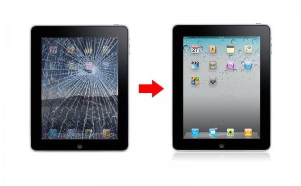Наиболее часто встречающиеся неисправности iPad