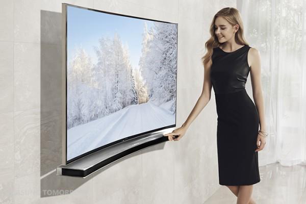 Samsung представила изогнутую звуковую панель