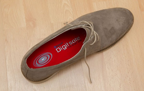 Digitsole — «умные» стельки