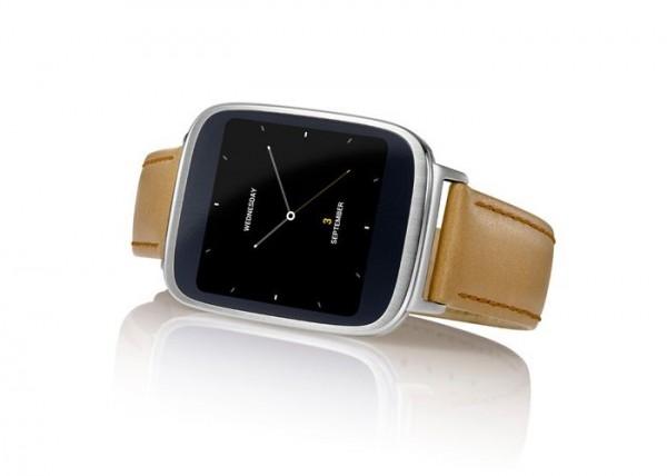 Официальный анонс «умных» часов Asus ZenWatch