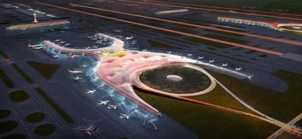 В Мехико собираются построить мега-аэропорт