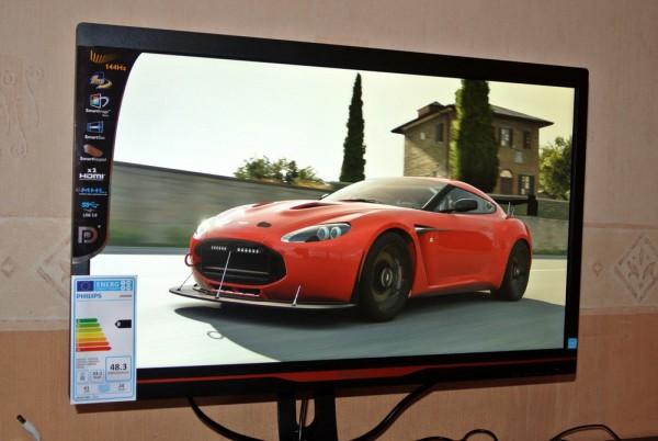 Philips 242G5DJEB – очень достойный монитор для геймеров