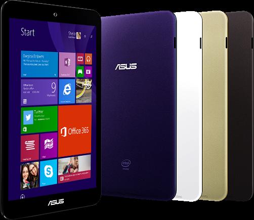 Asus VivoTab 8 — бюджетный Windows-планшет с процессором Bay Trail