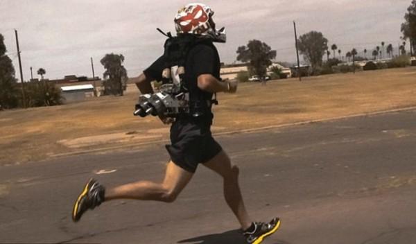 DARPA поддерживает создание реактивного ранца для ускоренного бега