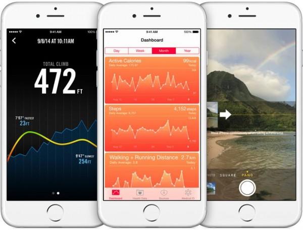 Тест процессора iPhone 6
