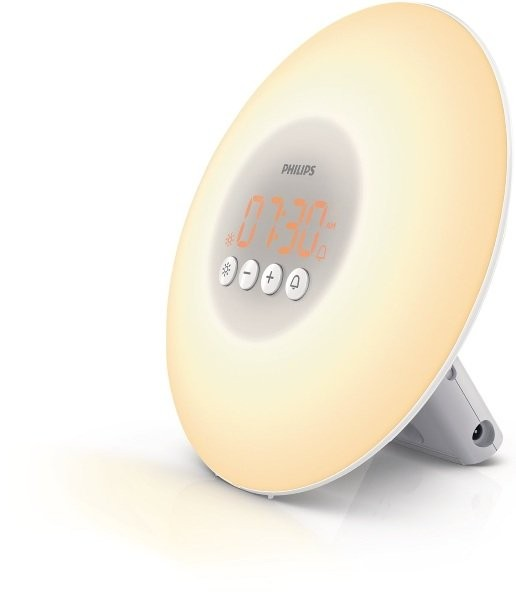 Philips Wake-Up Light: просыпайся с первыми лучами солнца… искусственного
