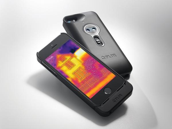 FLIR One – тепловизор в смартфоне