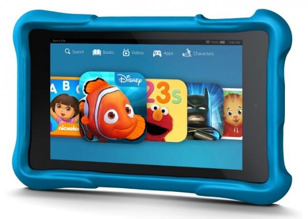 Amazon представила мощные детские планшеты с необычной гарантией