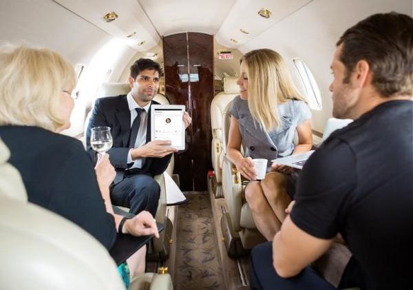 Netropolitan — социальная сеть для богатых людей