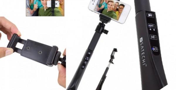 Selfie Arm от Satechi — телефон на палочке