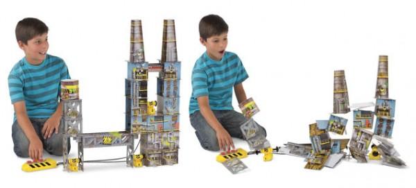 Представлен конструктор, помогающий «взрывать» построенное