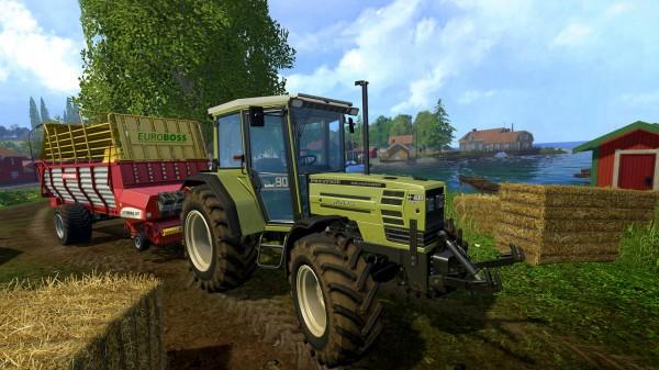 Новый симулятор фермера выйдет 30 октября