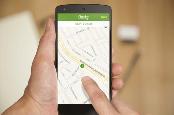 Как часто вы проверяете телефон? Checky подскажет!