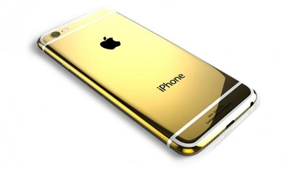 Goldgenie представила роскошные iPhone 6 и iPhone 6 Plus