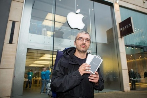 iPhone 6 может спасти брак