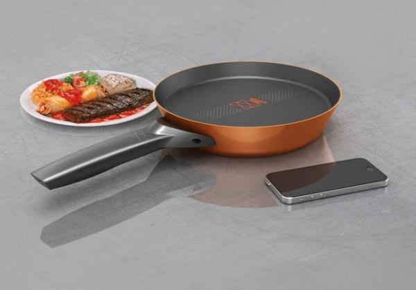 «Умная» сковорода Smartypan
