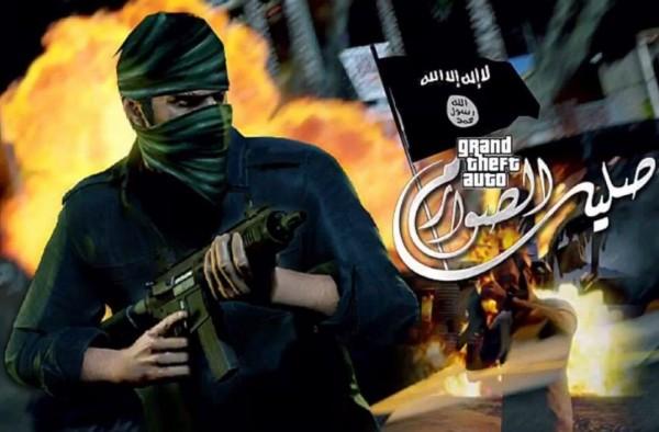 ISIS вербует сторонников с помощью GTA 5