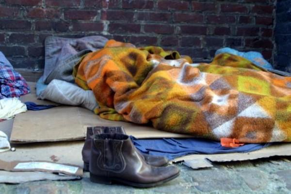 Технология GPS может сделать жизнь бездомных лучше