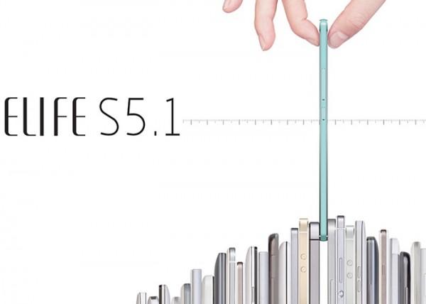 Смартфон Gionee Elife S5.1 попал в Книгу рекордов Гиннесса