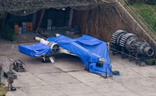 DroneShield может спасти авторов Star Wars от беспилотников-шпионов