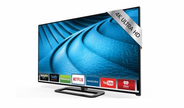 Vizio представила 4K-телевизоры за 999 долларов