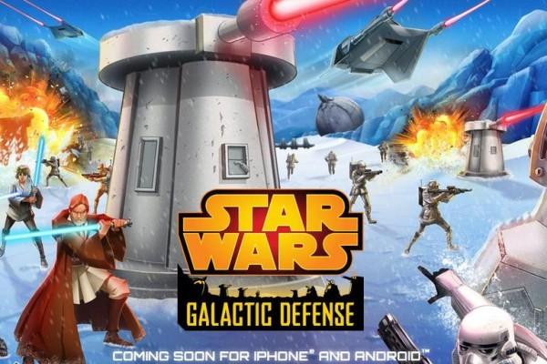 Star Wars: Galactic Defense скоро выйдет на Android и iOS